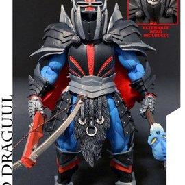 Mythic Legions All-Stars: Lord Draguul Figure (Preorder)
