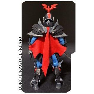 Mythic Legions All-Stars: Lord Draguul Figure