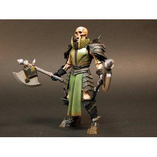 Mythic Legions All-Stars: Malleus Figure