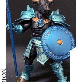 Mythic Legions All-Stars: Torrion Figure (Preorder)