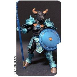 Mythic Legions All-Stars: Torrion Figure