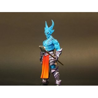 Mythic Legions All-Stars: Zazhar Figure