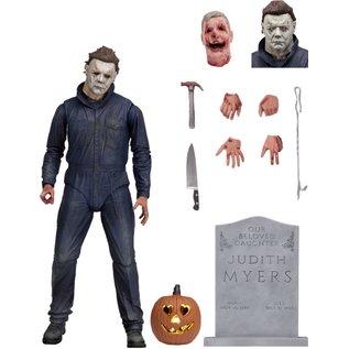 """NECA Halloween: Ultimate Michael Myers 7"""" Figure (Halloween 2018)"""