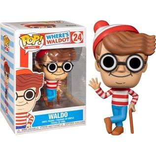 Funko Books: Waldo Funko POP! #24