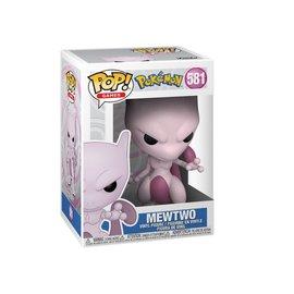Funko Pokemon: Mewtwo Funko POP! #581