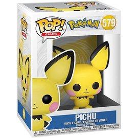 Funko Pokemon: Pichu Funko POP! #579