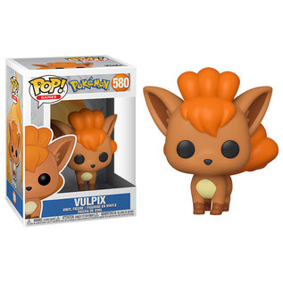 Funko Pokemon: Vulpix Funko POP! #580