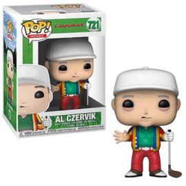 Funko Caddyshack: Al Czervick Funko POP! #721