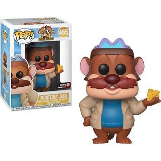 Funko Chip 'N' Dale Rescue Rangers: Monterey Jack Gamestop Exclusive Funko POP! #465