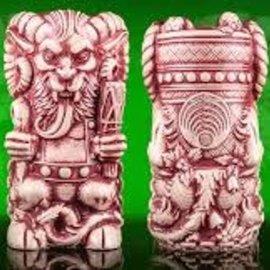 Mondo Tiki Mugs: Krampus Ceramic Mondo Mug