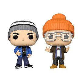 Funko The Office: The Scranton Boys FYE Exclusive Funko POP! 2 pack