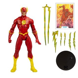 "DC Multiverse: Modern Comic Flash 7"" Figure"