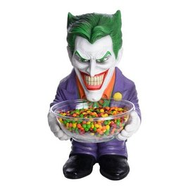 Rubies' Costume Co. Batman: The Joker Candy Bowl Holder