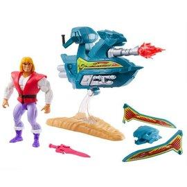 Mattel Masters of the Universe Origins: Prince Adam Sky Sled Vehicle