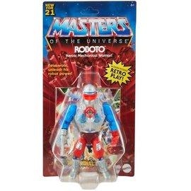 Mattel Masters of the Universe Origins: Roboto Action Figure (PREORDER)