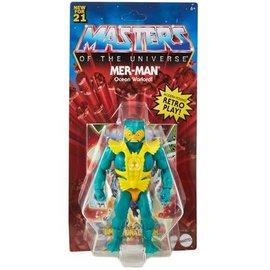 Mattel Masters of the Universe Origins: Mer-Man Action Figure