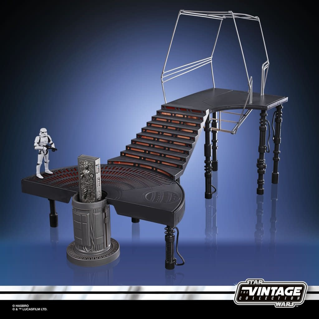 Hasbro Star Wars Vintage Collection: Carbon-Freezing Chamber Playset