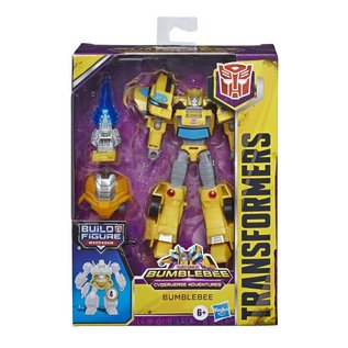 Hasbro Transformers Cyberverse: Bumblebee Deluxe Class