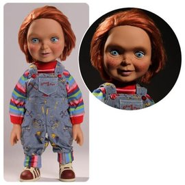 Child's Play: Chucky Talking Mega-Scale 15-Inch Doll - ReRun