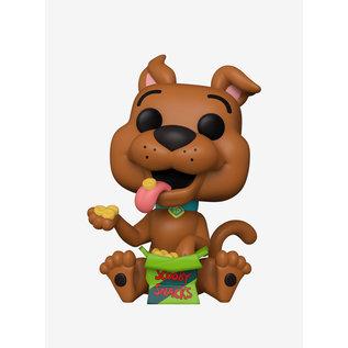 Funko Scooby-Doo!: Scooby-Doo (With Snacks) Hot Topic Exclusive Funko POP! #843