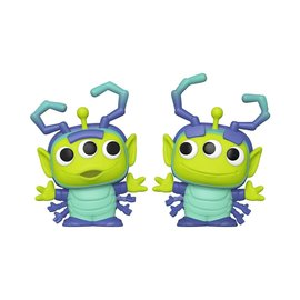 Funko Disney Pixar: Alien as Tuck & Roll Target Exclusive Funko POP! 2 pack