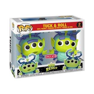 Funko Disney Pixar: Alien as Tuck & Roll Target Exclusive Funko POP! 2 pack