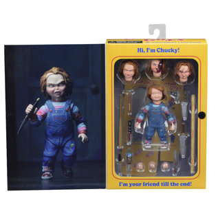 "NECA Chucky: Good Guy Ultimate Chucky 7"" Scale Figure"