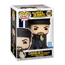 Funko It's Always Sunny in Philadelphia: Charlie as the Director Funko Shop Exclusive Funko POP! #1055