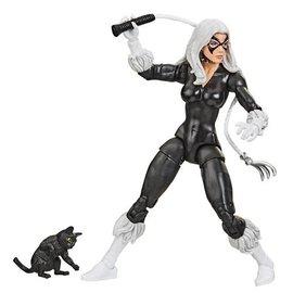 Hasbro Marvel Legends: Black Cat Spider-Man Retro Collection Card-Back Figure