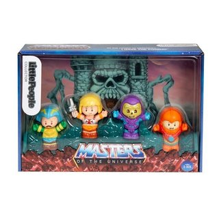 Fisher Price Masters of the Universe: Masters of the Universe Little People Collector Set