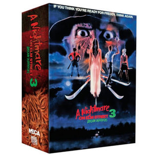 "NECA Nightmare on Elm Street: Ultimate Dream Warrior Freddy 7"" Figure"