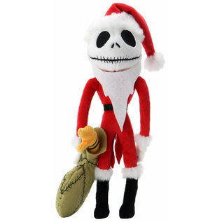 Kidrobot Nightmare Before Christmas: Santa Jack Phunny Plush