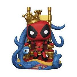 "Funko Deadpool: King Deadpool PX Previews Exclusive 6"" Funko POP! #724"