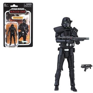 """Hasbro Star Wars The Vintage Collection: Imperial Death Trooper 3 3/4"""" Figure"""