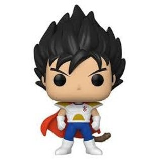 Funko Dragon Ball Z: Prince Vegeta Funko POP! PREORDER