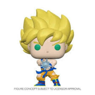 Funko Dragon Ball Z: SS Goku w/ Kamehameha Funko POP! PREORDER