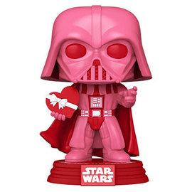 Funko Star Wars: Vader with Heart (Valentines) Funko POP! #417