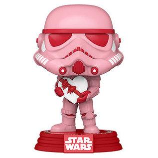 Funko Star Wars: Stormtrooper with Heart (Valentines) Funko POP! #418
