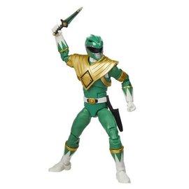 "Hasbro Power Rangers Lightning Collection: Mighty Morphin Green Ranger 6"" Figure"