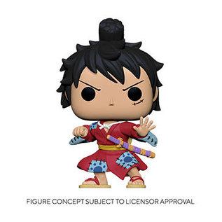 Funko One Piece: Luffy in Kimono Funko POP! PREORDER