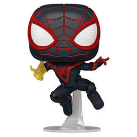 Funko Spider-Man Gamer Verse: Miles Morales (Classic Suit) Funko POP! #765