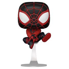 Funko Spider-Man Gamer Verse: Miles Morales (Bodega Cat Suit) Funko POP! #767