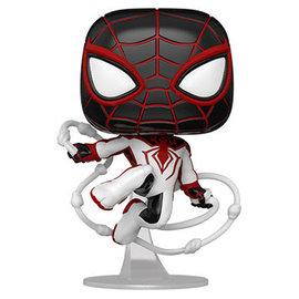 Funko Spider-Man Gamer Verse: Miles Morales (T.R.A.C.K. Suit) Funko POP! PREORDER