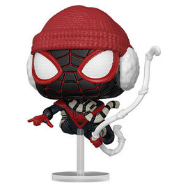 Funko Spider-Man Gamer Verse:  Miles Morales (Winter Suit) Funko POP! PREORDER