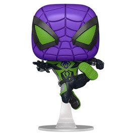 Funko Spider-Man Gamer Verse: Miles Morales (Purple Reign) Metallic Funko POP! PREORDER
