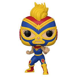 Funko Luchadores: Captain Marvel Funko POP! PREORDER