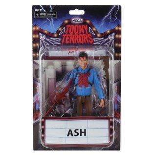 NECA Toony Terrors: Ash (Bloody Variant) Figure (Wave 5)