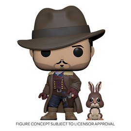 Funko His Dark Materials: Lee w/Hester Funko POP! PREORDER