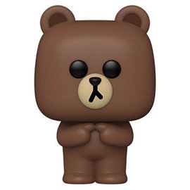 Funko Line Friends: Brown Funko POP! PREORDER