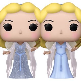 Funko Pinocchio: Blue Fairy (Glitter Chase) and Common Bundle Funko POP! PREORDER